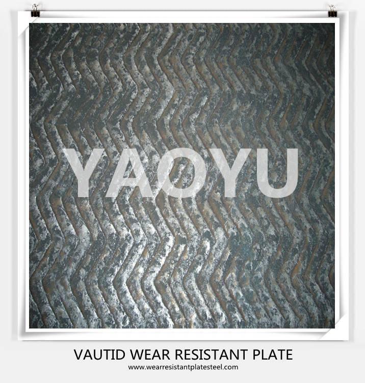 chromium carbide overlay plate