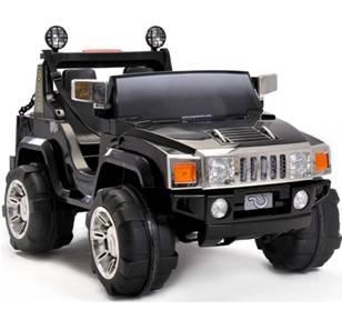 Emulational Two Seats Ride on Hummer BJA26