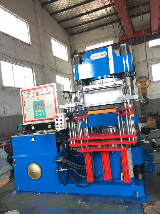 300 TON Vacuum Rubber Compression Molding Press Machine,Vacuum Rubber Press