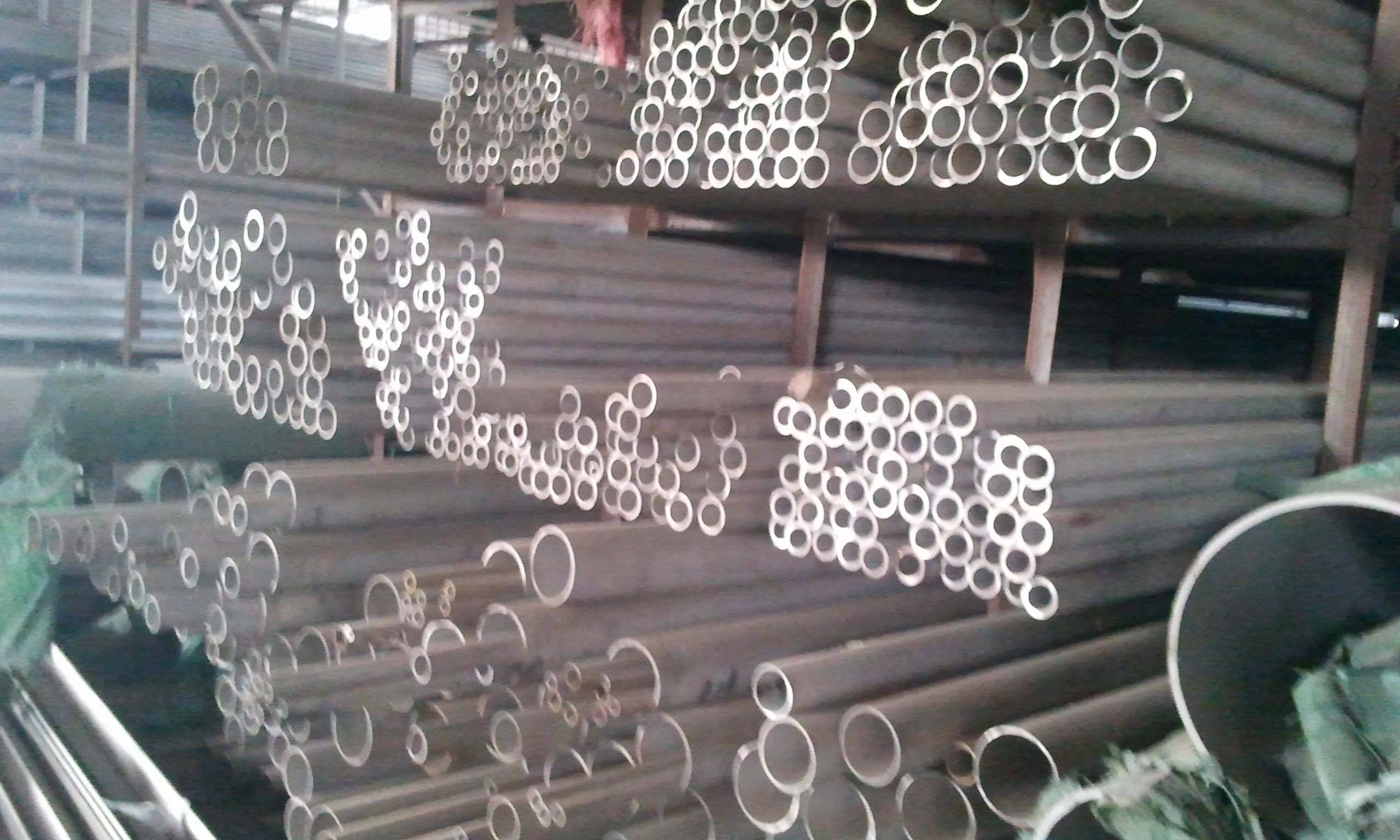 JIS 321 stainless steel pipe