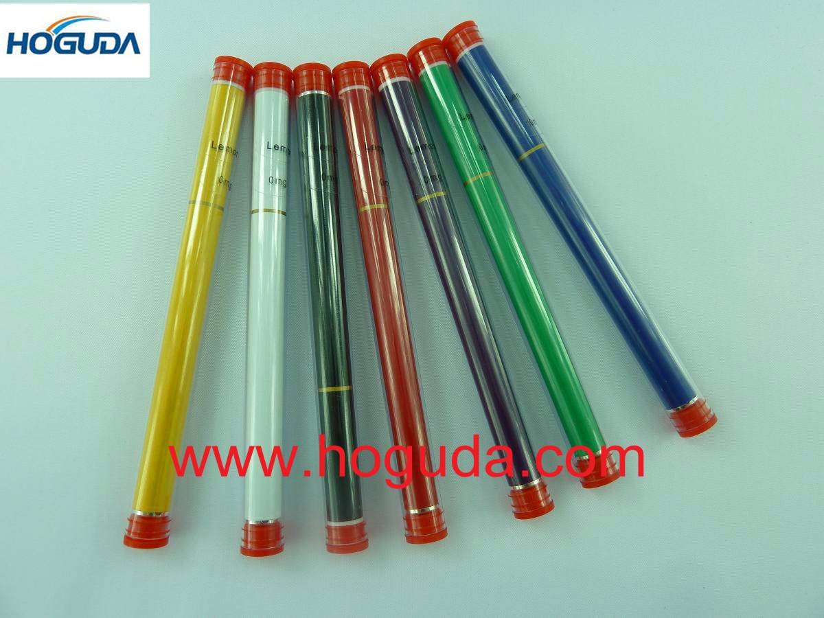Excellent quality disposable electronic cigarette 500puffs with crystal LED wholesale price