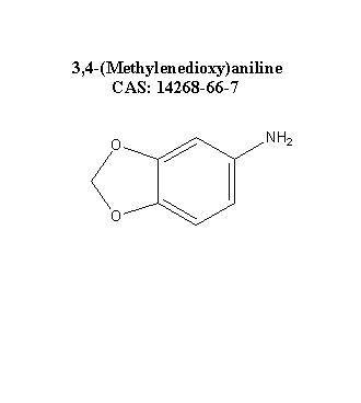 3,4-(Methylenedioxy)aniline CAS: 14268-66-7