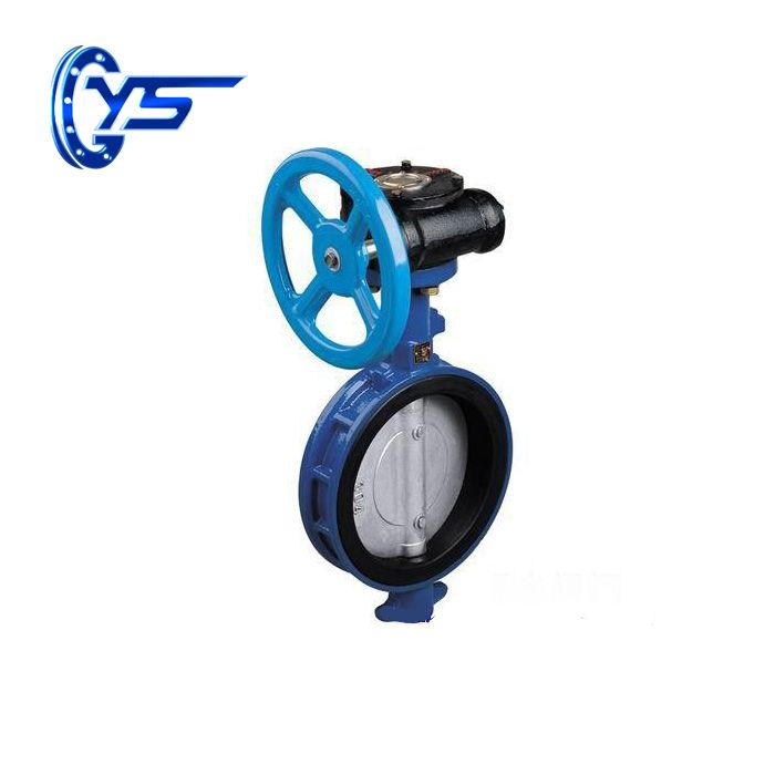 LTD3 / 6 / 971X-10 / 16 Lug Wafer Centerline Butterfly Valve   ANSI Wafer Type Butterfly Valve