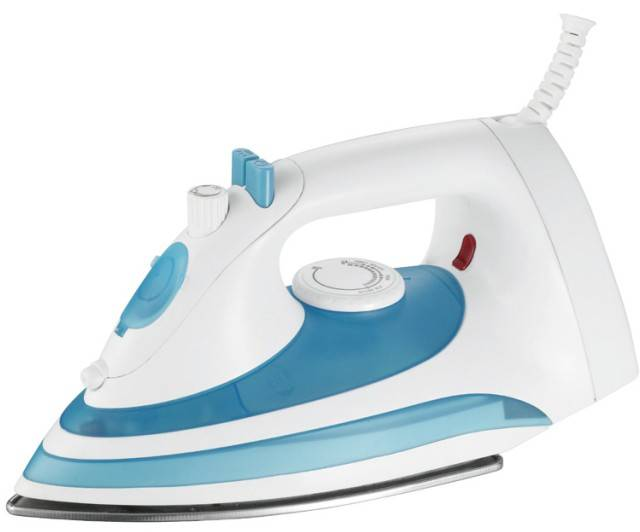 steam irons T-6004
