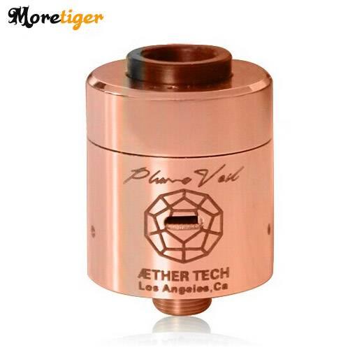 Wholesale - Plume veil atomizer stainless steel rebuildable rda ecig Plumeveil rba clone mod vaporiz