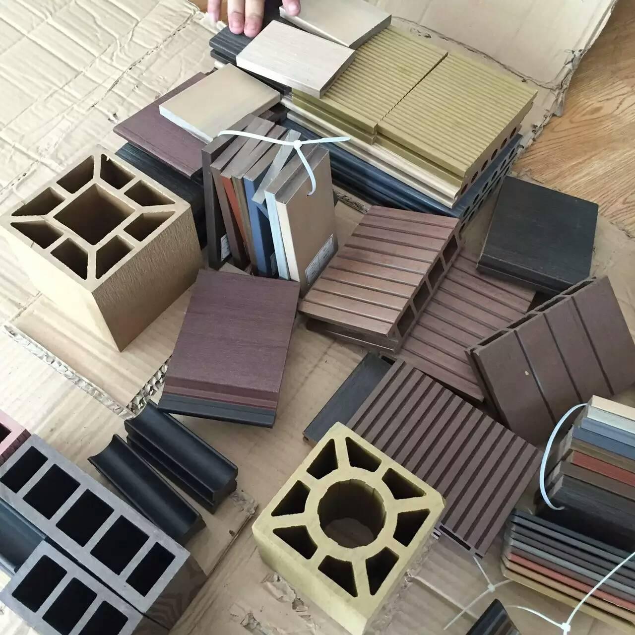 wpc terrace board mould/wpc gazebo mould
