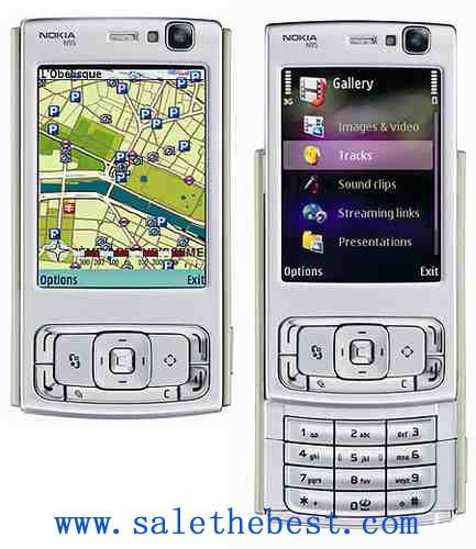 Original  mobile phones Nokia N95  (Nokia phones wholesale)