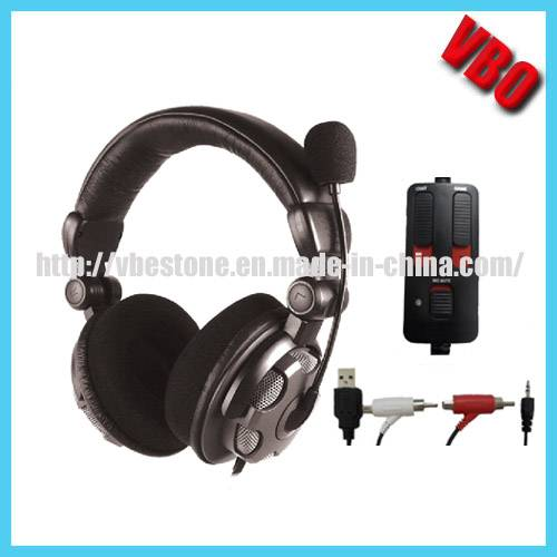 Hot 3 in 1 Stylish Gaming Headset with Mic for xBox/PS3/PC