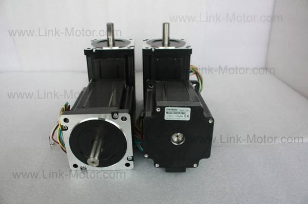 4x34H2A2840 Nema34 Stepper Motors, 5.6A, 9.8N.m (1400oz.in)
