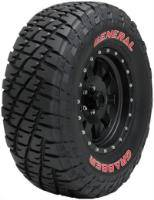 General Tire 35x12.50R17LT, Grabber