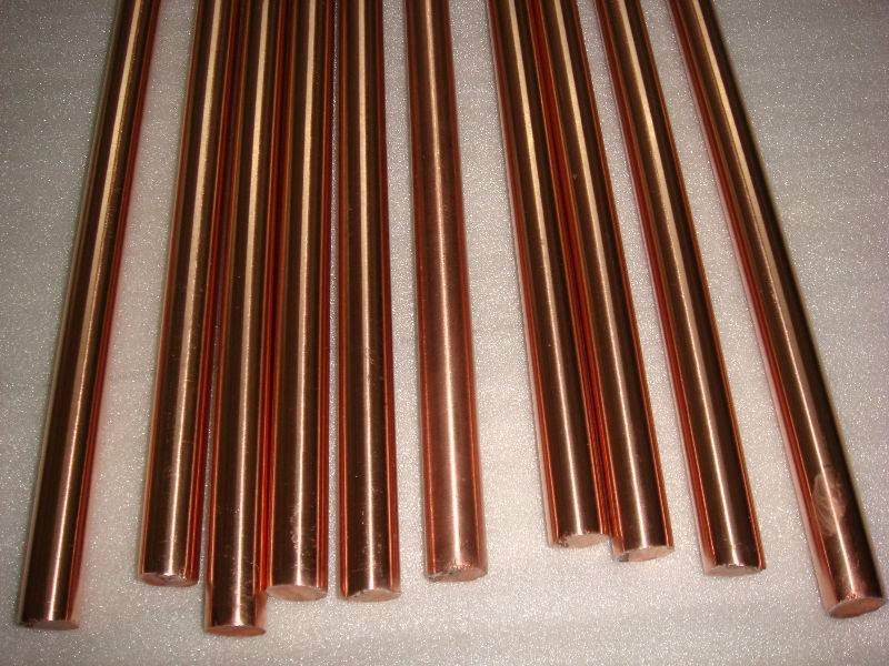 UNS.C18150 CuCr1Zr CuCrZr Chromium Zirconium Copper rod