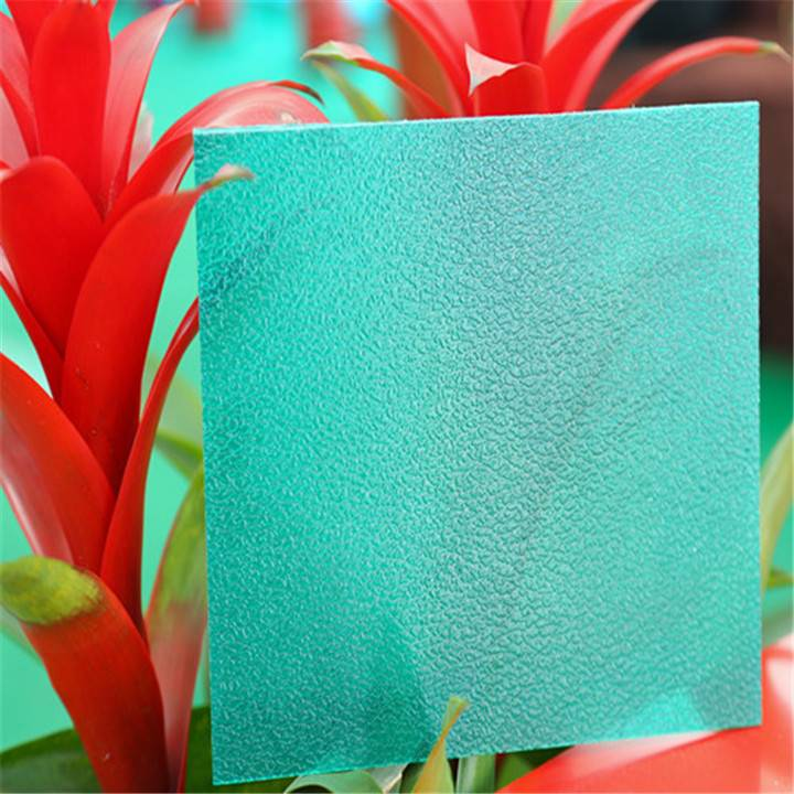 XINHAIPolycarbonate embossed sheet for decorative