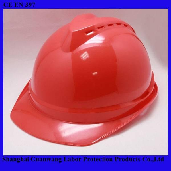 EN 397 Standard Industrial Safety Helmet/Hard Hats