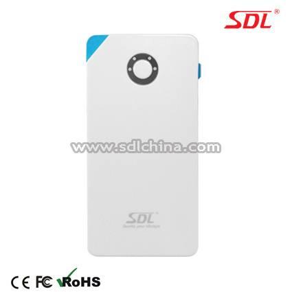 5000mAh Portable Power Bank Power Supply External Battery Pack USB Charger E72