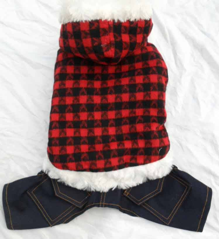 Warming Ristop pet garment