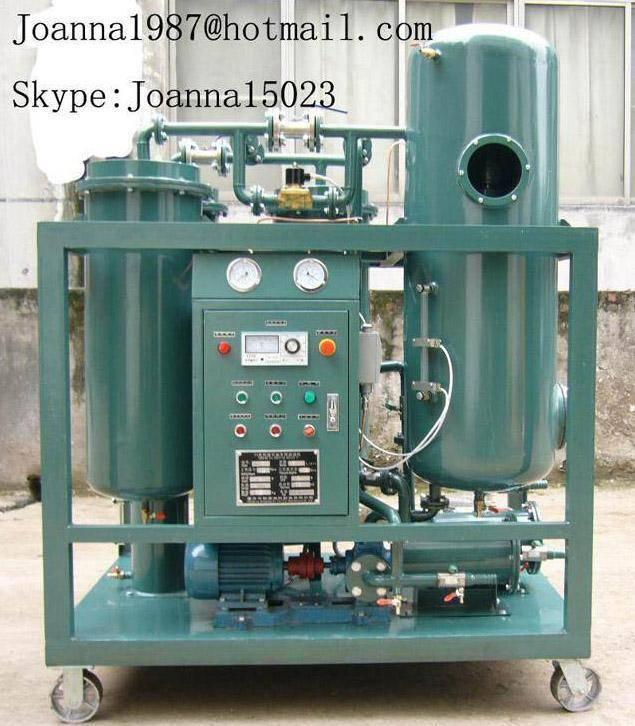 turbine oil filtration TY