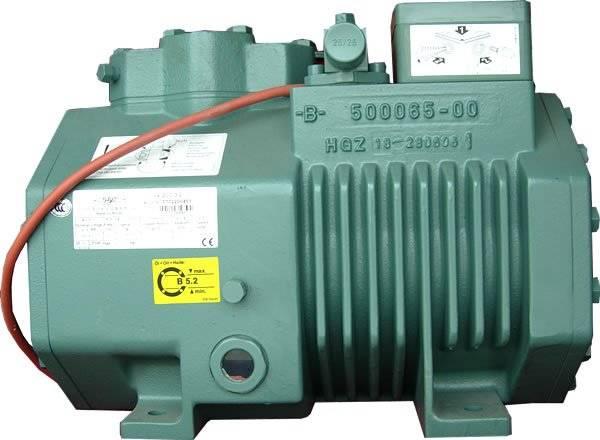 Bitzer Semi-Hermetic Piston compressors 4FC-5.2Y