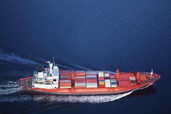 Chinese freight forwarder