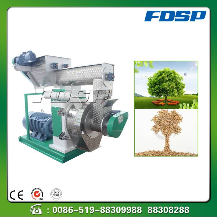 Made in China high professional biomass wood pelletizer