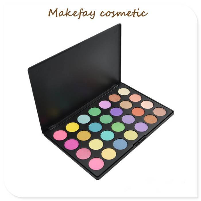 Wholesale high quality makeup eyeshadow pallette