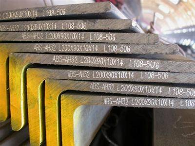 AH36 angle steel for shipbuilding