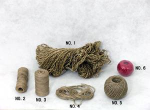 Supply Natural Jute(Ramie, Linen, Cotton) Twine Ball