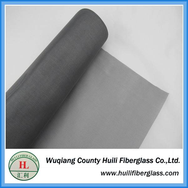 dust proof grey fiberglass insect screen 18x16 16x14 14x14 mesh