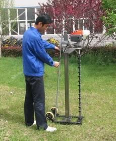 TSP-5 man portable drilling rig