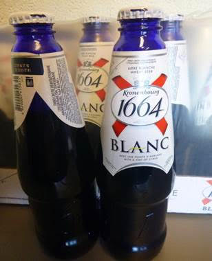 KRONENBOURG 1666 BLANC BEER