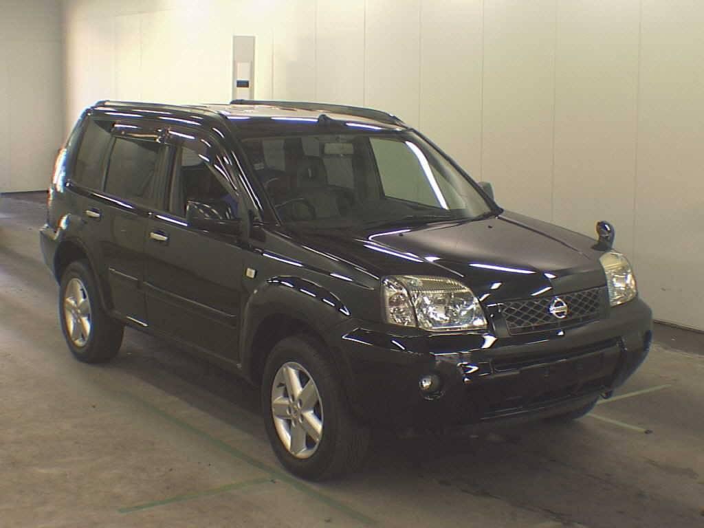 Used Nissan X-Trail / Year 2001-2004