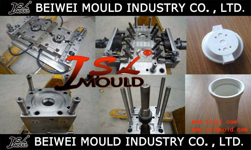 Plastic injection filter housing mould