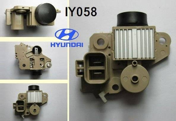 IY058 Hyundai auto voltage regulator