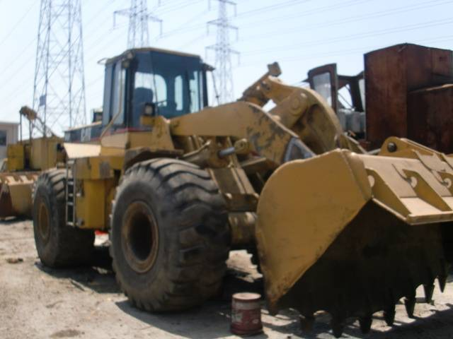 CAT 966F-II wheel loader