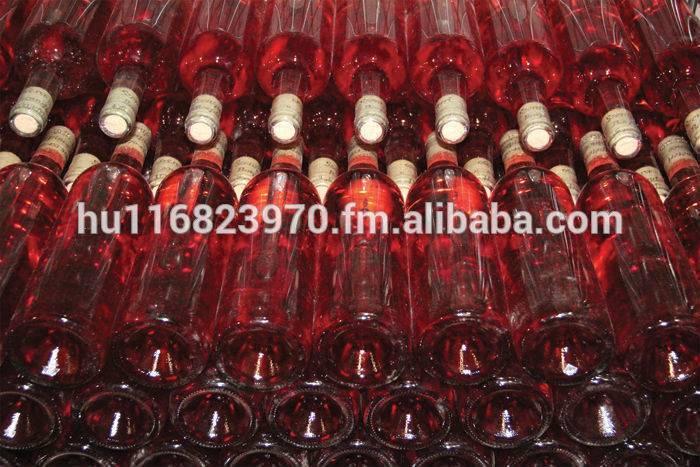 Hungary rose wine