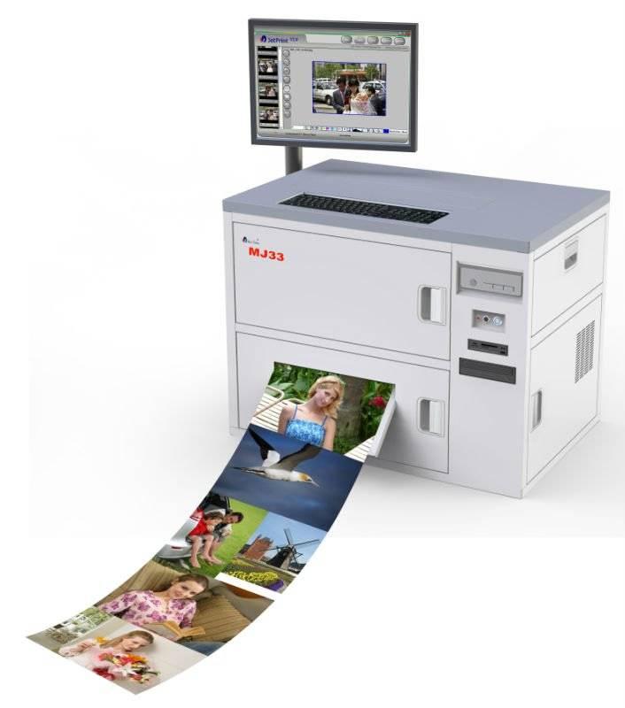 MJ33 Inkjet Printer