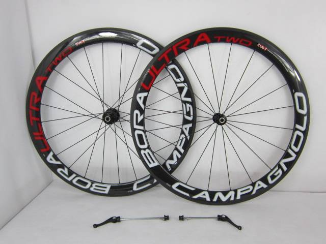 full carbon bicycle wheel road bicycle rim 50mm clincher blade spoke