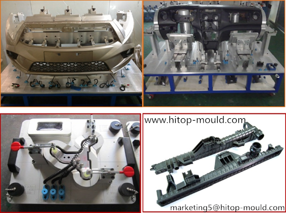 High precision factory make cheap plastic injection mold of Auto Parts accessory components