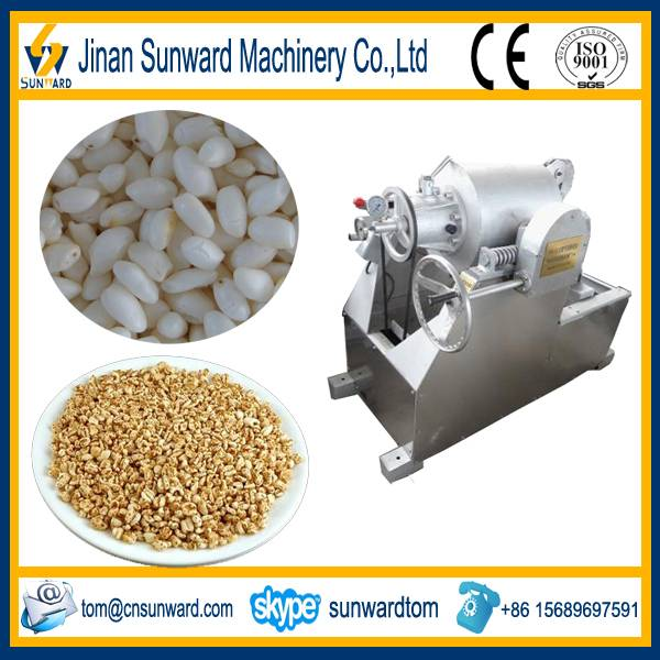 On hot sale popcorn equipment from china