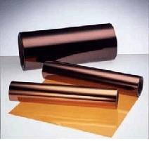 polyimide/polyimide coated FEP resin film