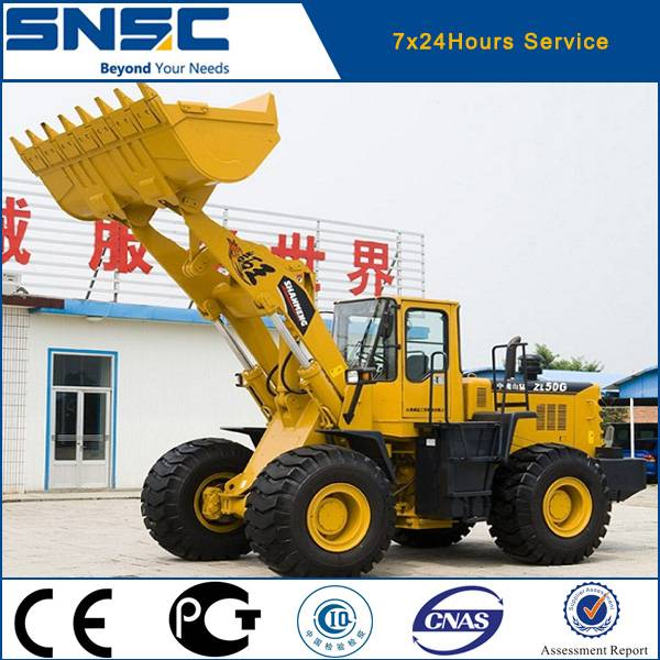 5 ton Chinese front end wheel loader