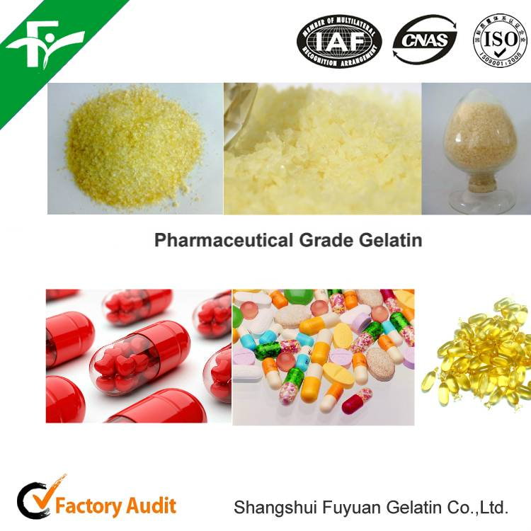 Pharmaceutical Gelatin For Soft Capsule