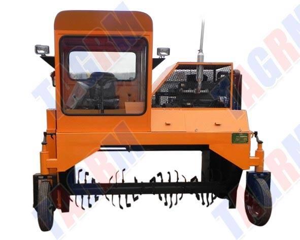 High productivity city waste mixer machine M2300