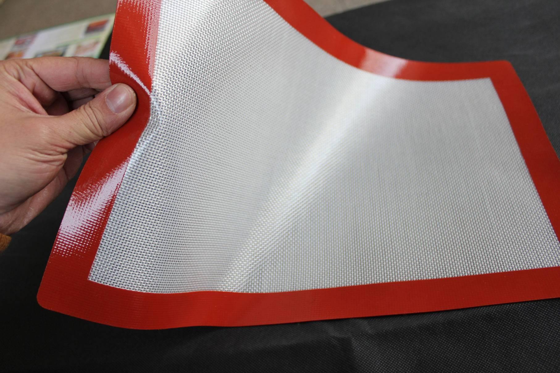 fiberglass silicone kitchen mat