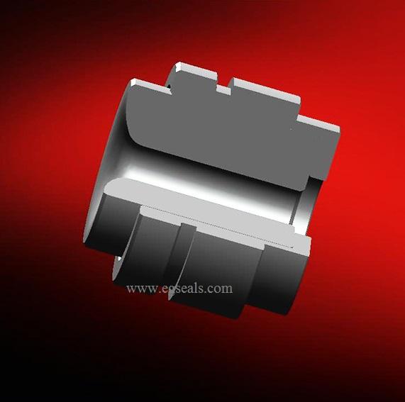 Huber-01 Silicon nitride nozzle