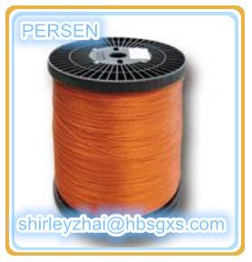 dipped polyester cable stiff cord for banded classical v belt