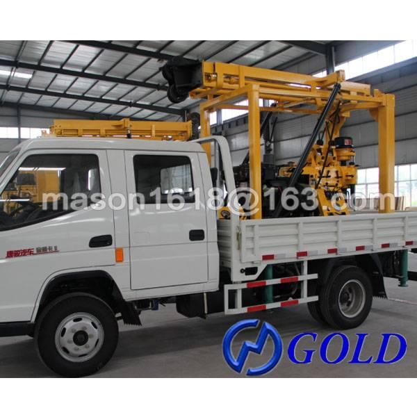 2015 Factory Powerful XYC-200 Truck-Mounted Drilling Machine