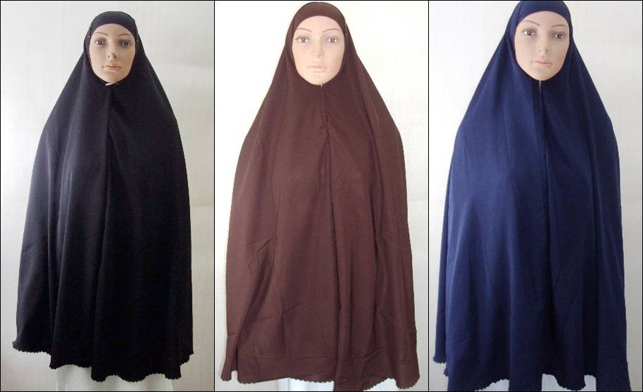 Khimars 1pc hijab