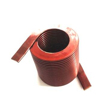 Fiat coil, nice for high frequency applications