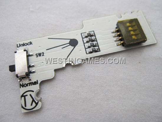 Sputnik360 Liteon Slim MXIC MX Edition Unlock Switch for XBOX360