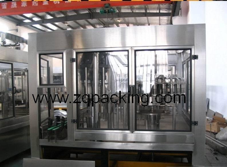 Juice & tea hot filling machine (RCGF18-18-6),hot bottling machine